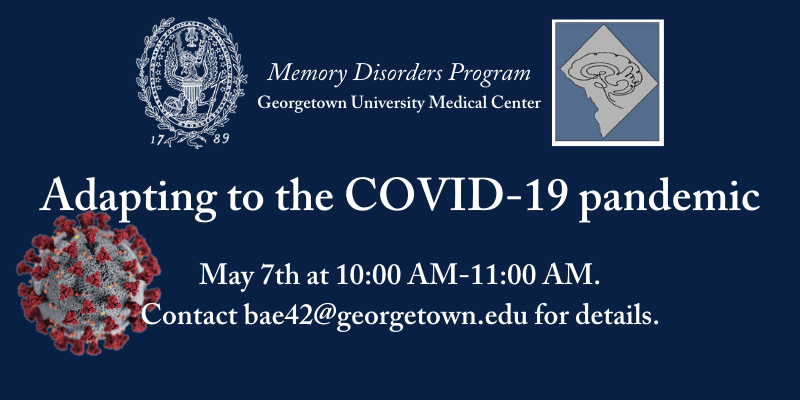 MDP Webinar: Adapting to the COVID-19 pandemic